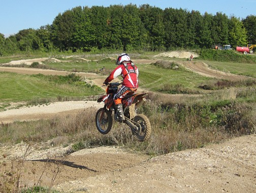 Foxholes MX Track photo